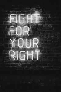 Stand up against Facebook. It is time to fight for what we believe in, for our rights as Americans